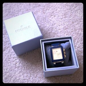 Michele Jellybean Watch